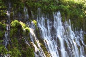 Andre Burney Falls